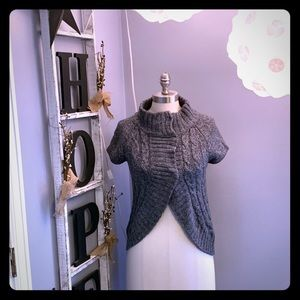 BUTTON UP SWEATER FROM LOVE ALWAYS